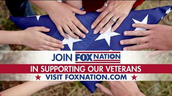 FOX Nation TV Spot, 'Godspeed: Folds of Honor' Featuring Sean Hannity - Thumbnail 5