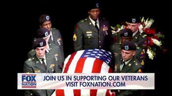 FOX Nation TV Spot, 'Godspeed: Folds of Honor' Featuring Sean Hannity - Thumbnail 7