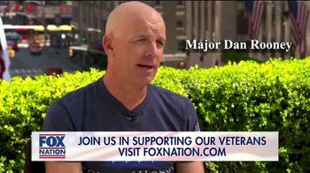 FOX Nation TV Spot, 'Godspeed: Folds of Honor' Featuring Sean Hannity - Thumbnail 8