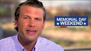 FOX Nation TV Spot, 'Memorial Day Weekend: Folds of Honor Donation' - Thumbnail 2