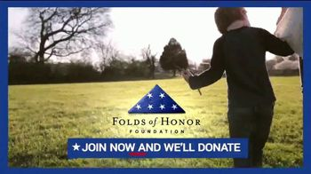 FOX Nation TV Spot, 'Memorial Day Weekend: Folds of Honor Donation' - Thumbnail 6