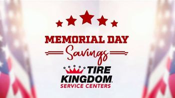 Tire Kingdom Memorial Day Super Sale TV Spot, 'Buy Two, Get Two Free'