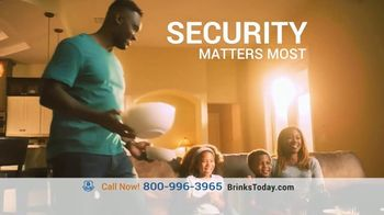 Brinks Prepaid MasterCard TV Spot, 'Matters Most' - Thumbnail 1