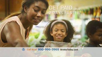 Brinks Prepaid MasterCard TV Spot, 'Matters Most' - Thumbnail 3