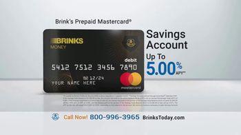 Brinks Prepaid MasterCard TV Spot, 'Matters Most' - Thumbnail 7