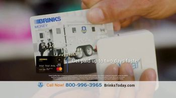 Brinks Prepaid MasterCard TV Spot, 'Matters Most' - Thumbnail 8