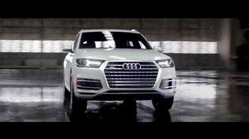 2019 Audi Q7 TV Spot, 'Confidence' [T2] - Thumbnail 3