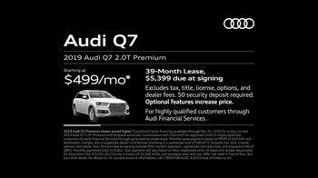2019 Audi Q7 TV Spot, 'Confidence' [T2] - Thumbnail 6