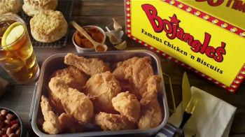 Bojangles' Eight Piece Tailgate Special TV Spot, 'Feed the Whole Family' - Thumbnail 7