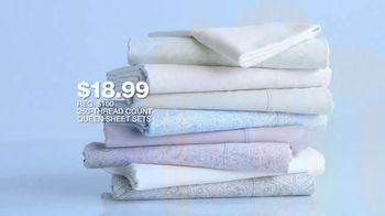 Macy's TV Spot, 'Time to Shop: Sheet Sets, Cooking Pot and Luggage' - Thumbnail 6