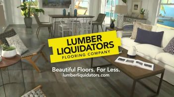 Lumber Liquidators Staycation Flooring Sale TV Spot, 'Bellawood Hardwood & Waterproof Floors' - Thumbnail 5