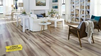 Lumber Liquidators Staycation Flooring Sale TV Spot, 'Bellawood Hardwood & Waterproof Floors' - Thumbnail 1