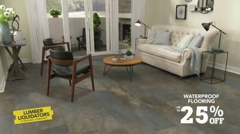 Lumber Liquidators Staycation Flooring Sale TV Spot, 'Bellawood Hardwood & Waterproof Floors' - Thumbnail 3
