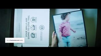 Fracture TV Spot, 'Glass Prints' - Thumbnail 5