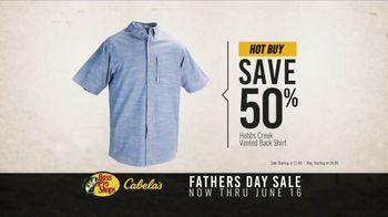 Bass Pro Shops Father's Day Sale TV Spot, 'Shirts and Binoculars' - Thumbnail 6