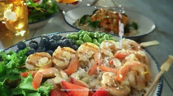Red Lobster Seafood Lover's Lunch TV Spot, 'Options' - Thumbnail 4