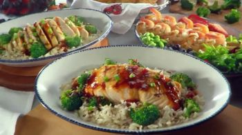 Red Lobster Seafood Lover's Lunch TV Spot, 'Options' - Thumbnail 7
