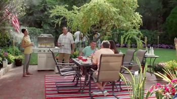 The Home Depot Memorial Day Savings TV Spot, 'Growing & Gathering: Baskets, Grills & Trimmers'