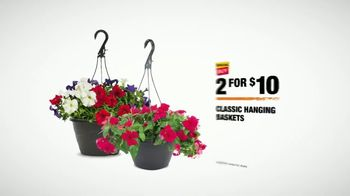The Home Depot Memorial Day Savings TV Spot, 'Growing & Gathering: Baskets, Grills & Trimmers' - Thumbnail 8