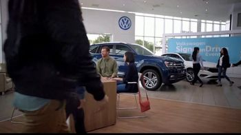 Volkswagen Sign Then Drive Event TV Spot, 'Coffee' [T2] - Thumbnail 1