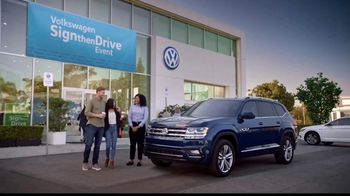 Volkswagen Sign Then Drive Event TV Spot, 'Coffee' [T2] - Thumbnail 8