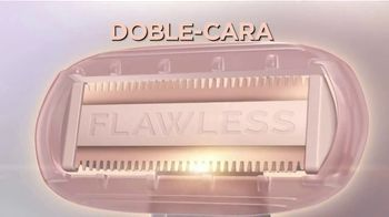 Finishing Touch Flawless Body TV Spot, 'Una mejor forma de depilarte' [Spanish] - Thumbnail 7