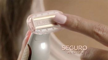 Finishing Touch Flawless Body TV Spot, 'Una mejor forma de depilarte' [Spanish] - Thumbnail 9