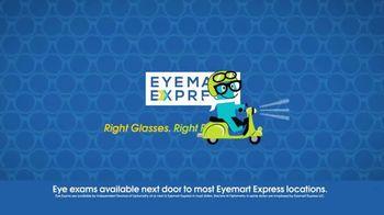 Eyemart Express TV Spot, 'Right Now' - Thumbnail 8
