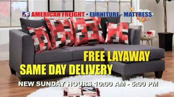 American Freight TV Spot, 'Mattress and Dining Sets' - Thumbnail 7