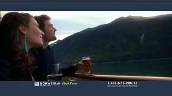 Norwegian Cruise Line Free at Sea TV Spot, 'Choose up to Five Free Offers: $299' Song by Andy Grammer - Thumbnail 2