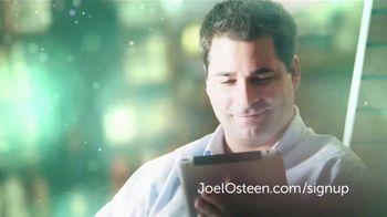 Joel Osteen TV Spot, 'Daily Devotionals'