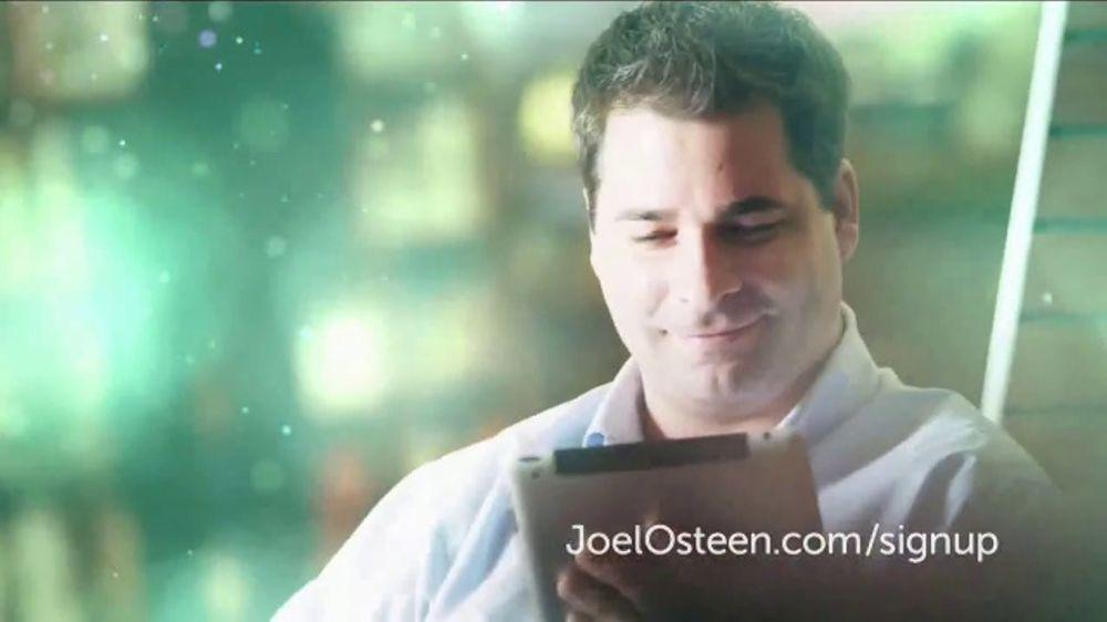 Joel Osteen TV Commercial, 'Daily Devotionals' - Video
