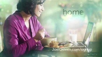 Joel Osteen TV Spot, 'Daily Devotionals' - Thumbnail 1