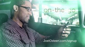 Joel Osteen TV Spot, 'Daily Devotionals' - Thumbnail 2