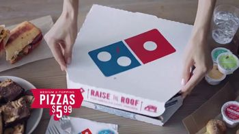Domino's TV Spot, 'Our Thing' - Thumbnail 3