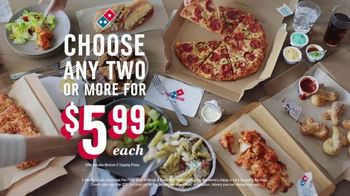 Domino's TV Spot, 'Our Thing' - Thumbnail 6