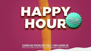 Rivers Casino TV Spot, 'More Than Just a Night Out: Happy Hour'