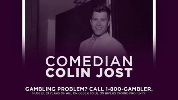 Rivers Casino TV Spot, 'More Than Just a Night Out: Colin Jost' - Thumbnail 6