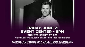 Rivers Casino TV Spot, 'More Than Just a Night Out: Colin Jost' - Thumbnail 7