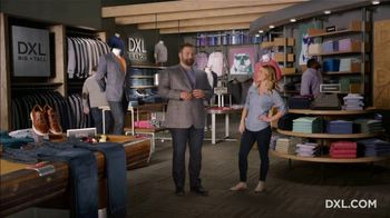 Destination XL TV Spot, 'Not Built Like Anyone Else'