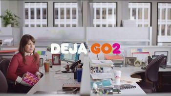 Dunkin' Donuts Go2s TV Spot 'DejaGo2'