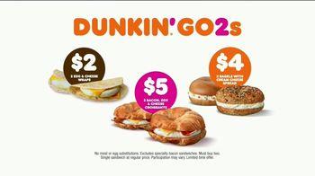 Dunkin' Donuts Go2s TV Spot 'DejaGo2' - Thumbnail 7