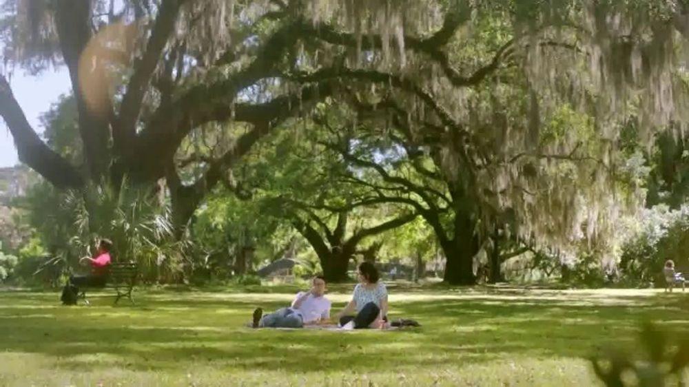 Popeyes Hot Honey Crunch Tenders TV Commercial, 'Picnic' - Video
