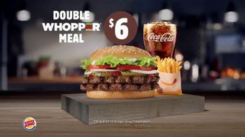 Burger King Whopper Meal Deals TV Spot, 'Feed Your Appetite' - Thumbnail 7
