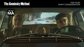 Netflix TV Spot, 'The Kominsky Method' Song by Eddie Money - Thumbnail 1