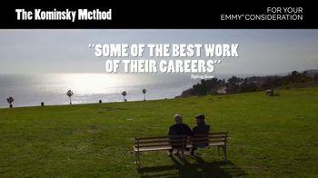 Netflix TV Spot, 'The Kominsky Method' Song by Eddie Money - Thumbnail 4