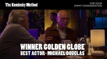 Netflix TV Spot, 'The Kominsky Method' Song by Eddie Money - Thumbnail 5