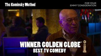 Netflix TV Spot, 'The Kominsky Method' Song by Eddie Money - Thumbnail 6