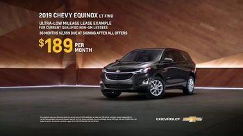 2019 Chevrolet Equinox TV Spot, 'Start Summer Off Right' [T2] - Thumbnail 7