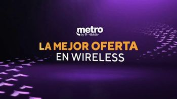 Metro by T-Mobile TV Spot, 'La mejor oferta en Wireless' canción de Usher [Spanish] - Thumbnail 2